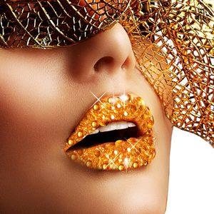 Gold mask 4