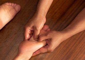 M-SPA w Młyn Jacka Hotel & Spa **** - masaż stóp (czas trwania 25 min.)