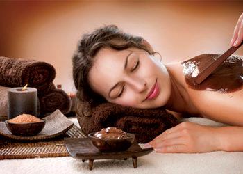 """Victoria Day Spa luxury na Rynku - """"kakaove love"""" (peeling całego ciała, maska, serum, balsam i masaż twarzy, szyi i dekoltu oparty na preparatach z ekstraktem z kakaowca)"""