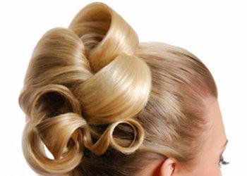 Klinika Urody - fryzura okolicznościowa