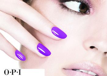 Salon mediSpa - manicure z szybkoschnącym lakierem  bez utwardzania