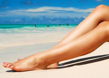 Crystal Clinic - depilacja woskiem całe nogi