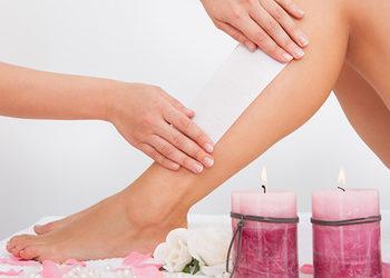 Crystal Clinic - depilacja woskiem łydki
