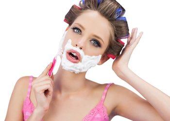 Crystal Clinic - depilacja woskiem twarz