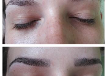 Gabinet Kosmetyczny SUB ROSA, ul. Panieńska 3 - henna brwi + regulacja brwi pęsetą/ woskiem