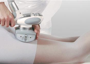 Crystal Clinic - pakiet 10 zabiegów - endermologia 40 minut + lipoliza 20 minut