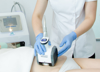 ESTETIQ SALON URODY - endo-masaż brzuch