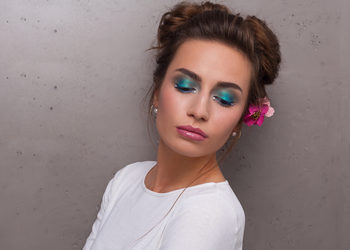 Salon Faces - fashion make-up