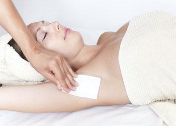 TomaszaSPA - depilacja woskiem: pachy