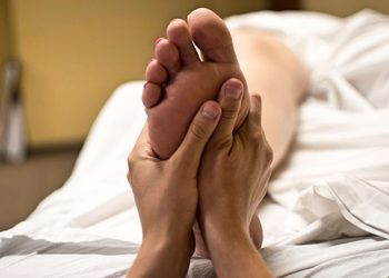 ecoSPA - masaż  stóp