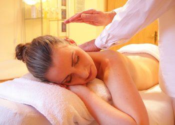 ecoSPA - masaż antystresowy pleców