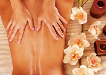 ecoSPA - masaż klasyczny pleców