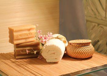 ecoSPA - masaż masłem shea