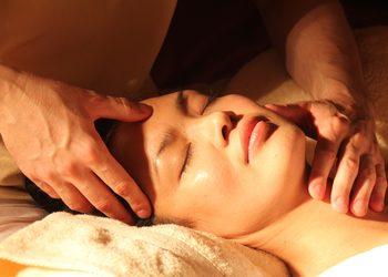 ecoSPA - masaż twarzy na wybranym serum