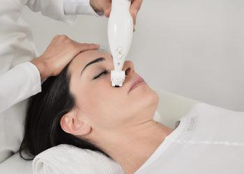 Bezpieczna Kosmetyka Agnieszka Mienik - masaż icoon na twarz