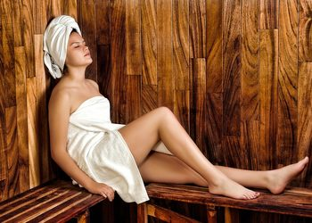ecoSPA - sauna + maska na ciało