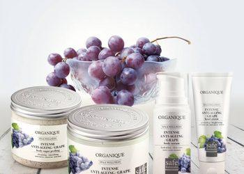 Crystal Clinic - winogronowy rytuał na ciało