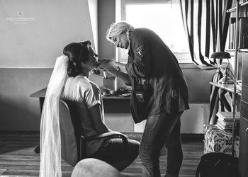 Babski Warsztat - makijaż ślubny z dojazdem