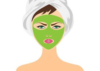 Maska na twarzy