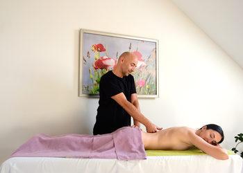 MAGIA DLA CIAŁA - masaż leczniczy 1h