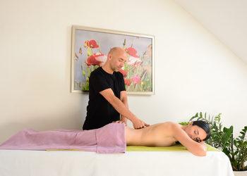 MAGIA DLA CIAŁA - masaż leczniczy 0,5 h
