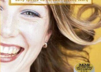 Art of Cosmetology - yellow peel - twarz