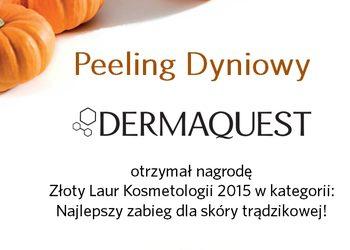 SiSi CARE - nowość!!! peeling dyniowy dermaquest