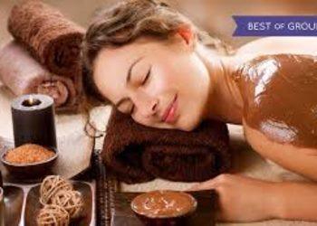 LiqRise Day Spa. Instytut Zdrowia i Urody. - czekoladowa rozkosz