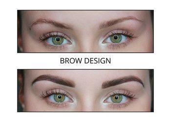 Babski Warsztat - brow design- stylizacja brwi