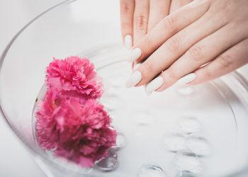 Hand Park - manicure z malowaniem gelcolor