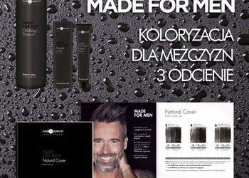 Przystań Piękna  - strzyżenie męskie + odsiwianie hair company made for men