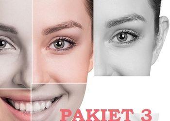 Crystal Clinic - pakiet złuszczania kwasami twarz, szyja i dekolt