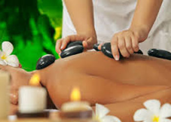 La Medica Day Spa - masaż gorącymi kamieniami