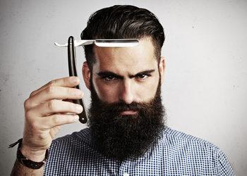 Klinika Urody - combo - strzyżenie męskie  + stylizacja brody