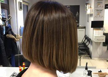 """Salon fryzjerski """"A.Fryga"""" - pół-długie - damskie"""