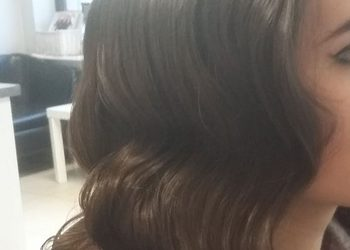 "Salon fryzjerski ""A.Fryga"" - fale loki"