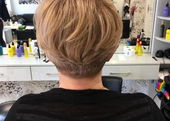 """Salon fryzjerski """"A.Fryga"""" - modelowanie"""