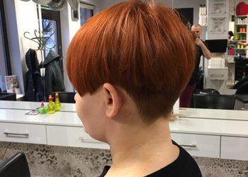 """Salon fryzjerski """"A.Fryga"""" - krótkie-kolor"""