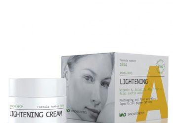 Beauty M Studio Urody - inno exfo whitening peel dłonie