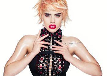 Glamour Instytut Urody - dekoloryzacja + koloryzacja + strzyżenie + stylizacja - włosy krótkie