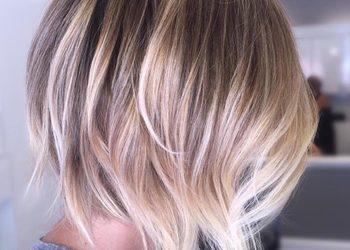 Glamour Instytut Urody - sombre/ombre + strzyżenie + stylizacja - włosy średniej długości