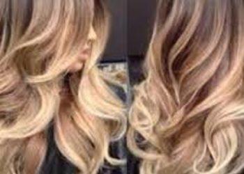 Glamour Instytut Urody - sombre/ombre + strzyżenie + stylizacja - włosy długie