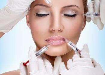 Instytut Urody Fantastic Body - botox - poziome zmarszczki na czole
