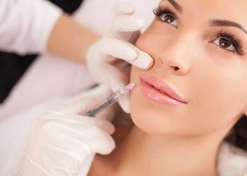Instytut Urody Fantastic Body - botox - podniesie kącików ust