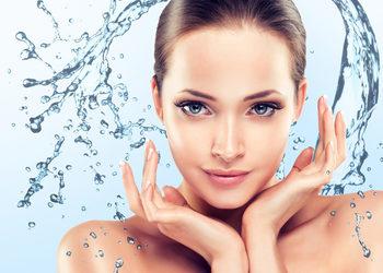 QUISKIN Beauty Clinic - absolute hydration ritual - intensywne nawilżenie skóry z maską algową