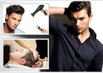 Salon Fryzjerski CLAIR DE LUNE - strzyżenie męskie z myciem głowy