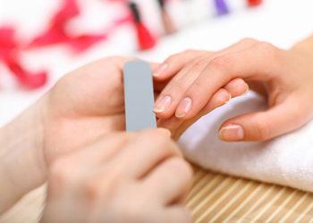 Beauty Thermal - manicure klasyczny bez malowania