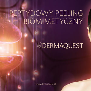 Peptydowy peeling biomimetyczny dermaquest 1