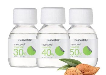 Velvet Skin Clinic - kwas migdałowy - mesopeel mandelic mesoesteti