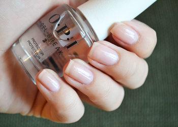 The Pedicure Spa - manicure gel break - nowość